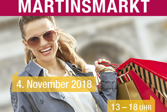 Traditioneller Martinsmarkt